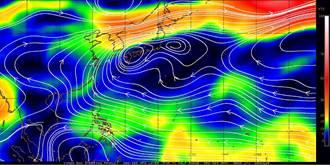 斬斷熱帶氣旋!從太平洋管到青康藏 颱風殺手是它