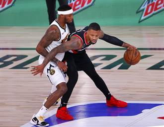 NBA》拓荒者下三分雨砸金塊 僅差灰熊半場