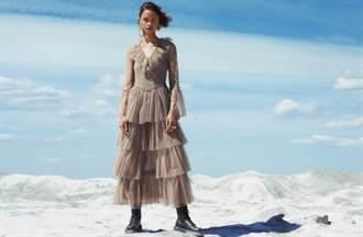 Sandra Mansour x H&M夢幻聯名大膽美學 精緻工藝強調女性輪廓