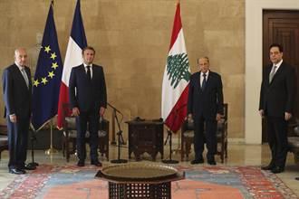 近6萬民衆聯署請求法國接管黎巴嫩10年 徹底放棄信任黎政府