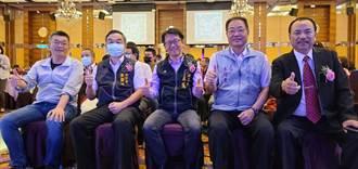 優秀勞工表揚大會 中市府:未來一起續拼經濟