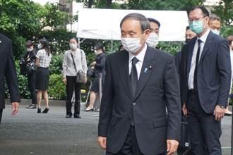 菅義偉親自到駐日代表處悼念李登輝  史上頭一遭