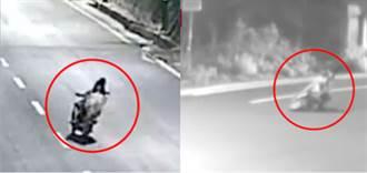 少女狂灌酒故意蛇行騎車 PO上網炫耀 哥大義滅親:妳慘了
