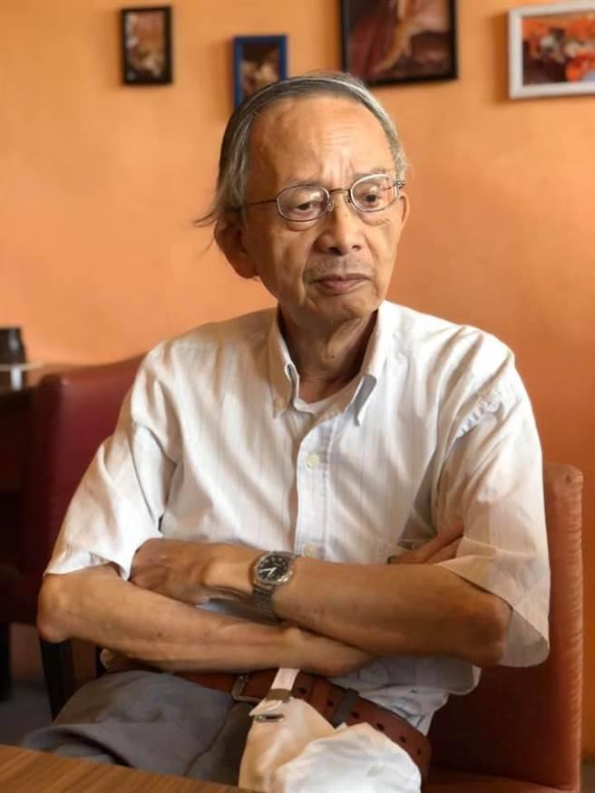 台灣重要文史專家、作家莊永明(見圖)今(7)日辭世,享壽79歲。(摘自臉書)