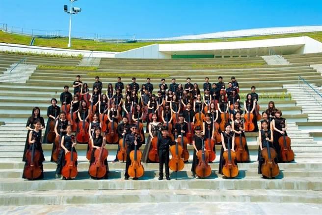 8月16日在高雄衛武營國家藝術文化中心舉辦《尋找台灣之聲》音樂會。(蘇逸凌提供/曹婷婷台南傳真)