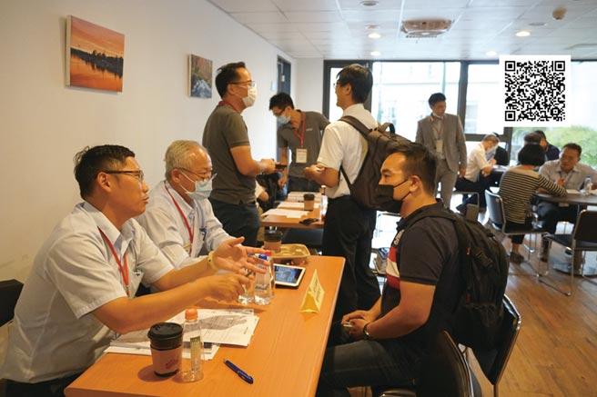 智動協會20日辦理機器人智慧製造供需交流會。圖/智動協會提供