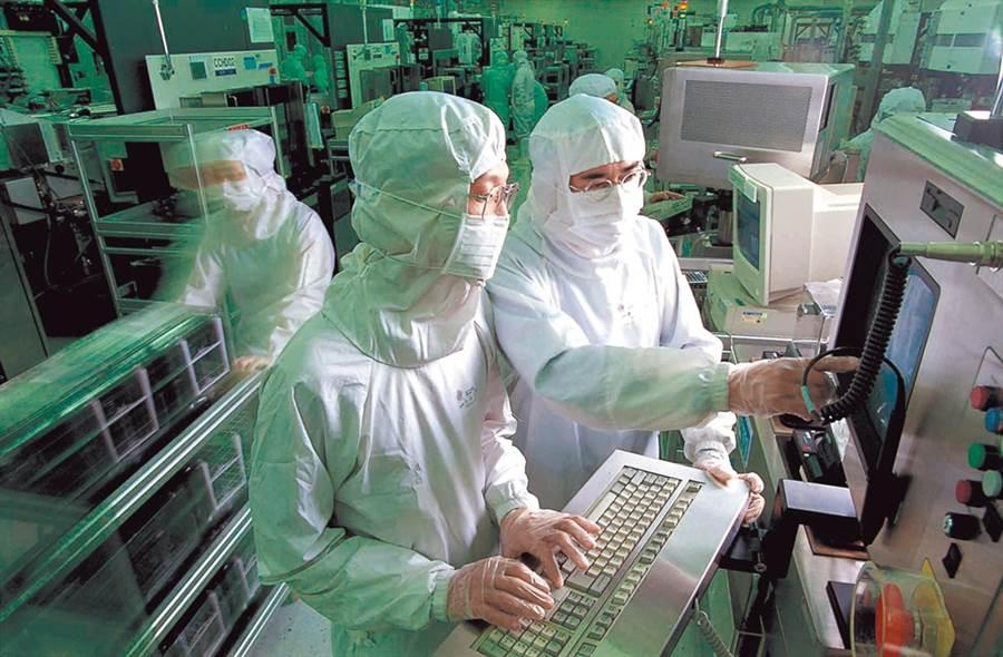 台積電先進製程獨霸全球。(台積電提供)