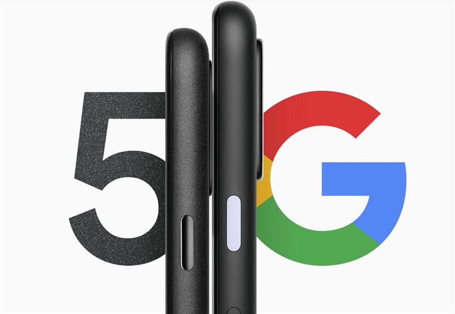 Google 提前預告5G手機價格從NT$15990起跳,相對當前在台5G手機價格,親民不少。(摘自YouTube)