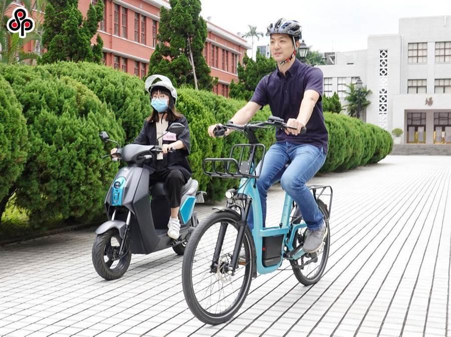 消基會抽查12台電動自行車發現,其中有5家最高時速超過時速25公里的限制,甚至達60公里以上。(報系資料照)