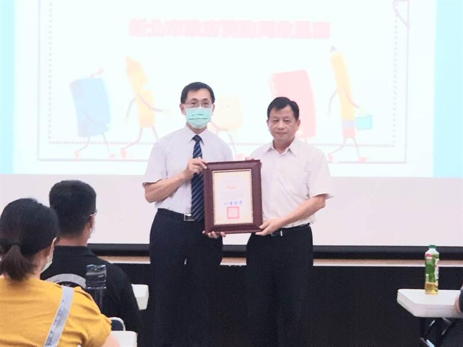 新北消防舉辦廉政講習 強化同仁法治教育(圖/新北消防提供)