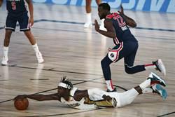 NBA》爆鞋哥沒打 鵜鶘強壓巫師保生機