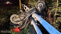 悲傷父親節 花蓮傳機車自撞車禍 獨子傷重亡父聞訊痛哭