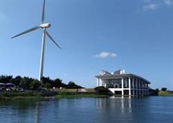 打響彰化西北角觀光 白色海豚屋召喚唐吉軻德的風車