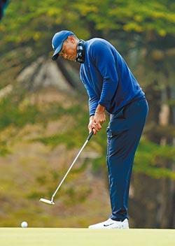 PGA錦標賽 伍茲換武器繳佳績