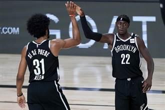 NBA》復賽最驚奇 籃網退國王宣告晉級
