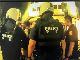 北市海鮮餐廳敬酒演變全武行  警追查滋事者下落