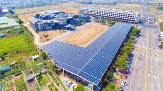 拚太陽能綠電 高市65%學校裝設