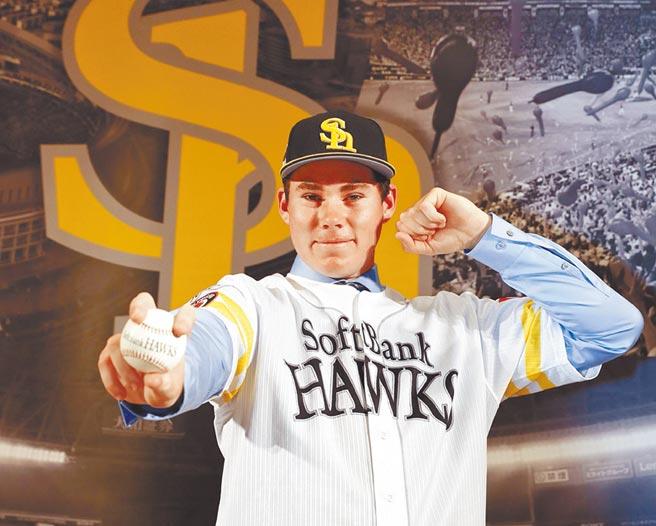 史都華去年放棄大聯盟選秀轉而加盟日職,如今回頭看反而是幸運的決定。(美聯社資料照片)