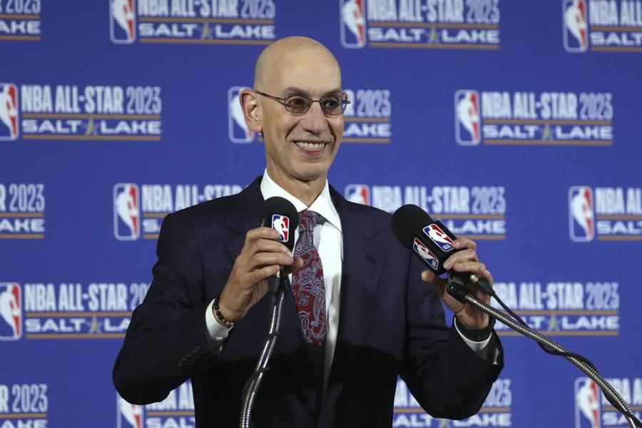 比起打熱線,部分球員寧願直接找上NBA總裁席爾佛告狀。(美聯社)