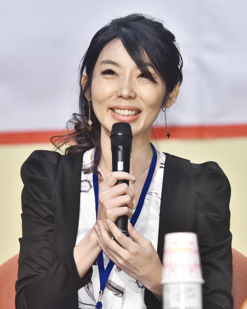 清華創業家教育顧問有限公司總經理范婷婷攝影/顏謙隆