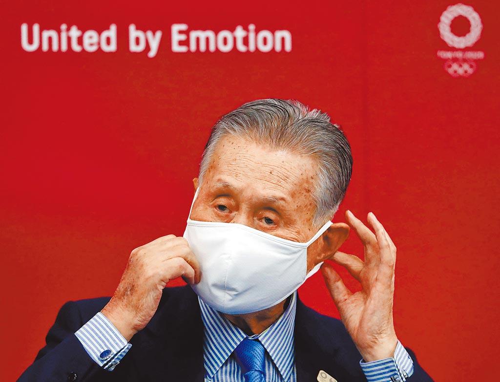日本前首相森喜朗率团追思前总统李登辉,入境时仅需提供登机前2日内核酸检测阴性报告,且免入境採检。(路透)