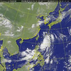 薔蜜生成 9天已3颱 吳德榮:颱風爆發期來了