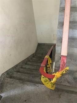 蘆洲19歲男全裸倒在樓梯間 命危送醫不治