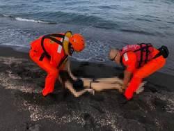 漂浮旗津岸邊30公尺 比基尼女晨泳溺斃