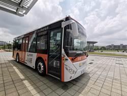 台南市自駕公車上路測試  可望年底正式載客服務