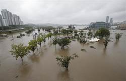 南韓連日暴雨已釀38死 颱風又將來襲!