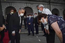 森喜朗:李前總統告訴我 日本要對自己有信心