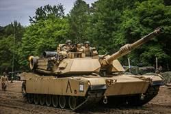 美國陸戰隊裁撤M1戰車營 專家:極有風險