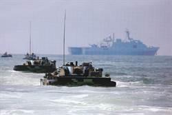 轟炸搶灘打巷戰 陸媒:解放軍8月演習直指台海