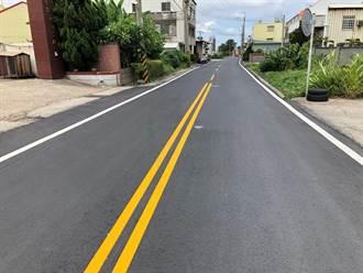 清水自來水延管道路10公里修復完工   朝今年度50公里邁進