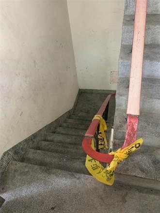 芦洲19岁男全裸倒在楼梯间 命危送医不治