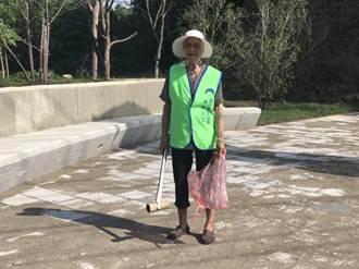 新竹市環境清潔維護考核特優6連霸 近百人瑞志工6年不喊苦