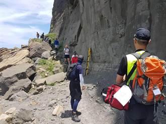 5男1女登鼻頭角祕境 3人受困待救援