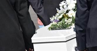 50餘人參加葬禮全程戴口罩、維持社交距離 仍有30人得新冠肺炎