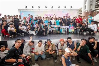 霹靂無雙亞洲街舞大賽台灣資格賽  300名舞林高手對決
