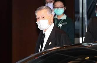 森喜朗弔唁李登輝 搭專機快閃離境返回日本