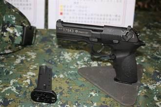 憲兵購國造T75K3手槍 海巡弟兄勸:此槍有致命缺陷