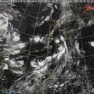 南方低壓恐成第6號颱風「米克拉」 氣象局不排除發布海陸警報