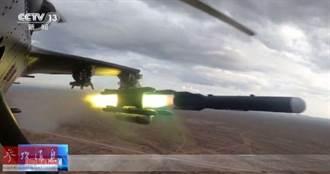 大陸測試「藍箭 21」反戰車飛彈 狀似美製地獄火