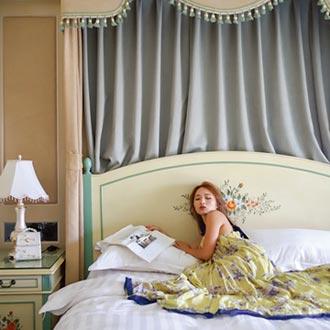 首都飯店提供 隱藏版網美房