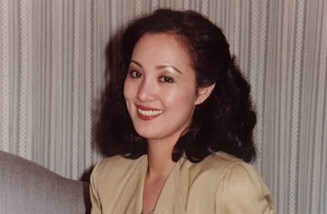 女星25歲當紅時嫁入豪門 隱忍風流丈夫43年獨得百億遺產。(陳炳坤攝)