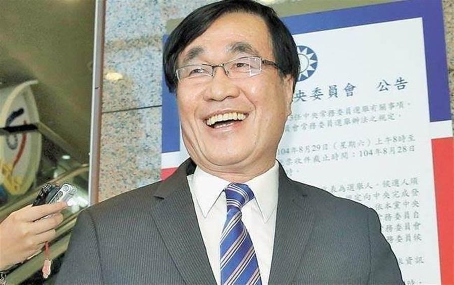 前高雄市副市長李四川。(圖/本報資料照片)