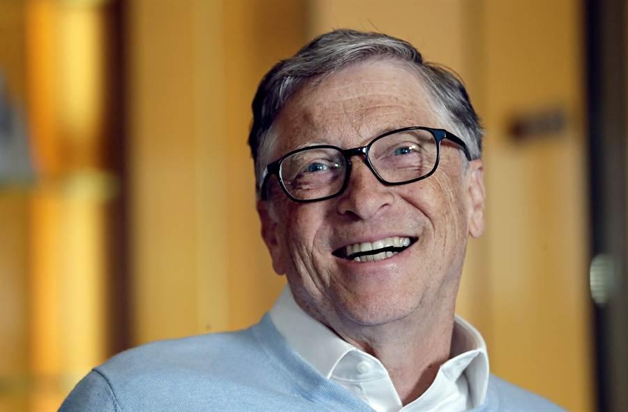 比爾蓋茲認為收購TikTok猶如「有毒聖杯」,微軟將來要跨入全新的內容產業,前景難料。(圖/美聯社)