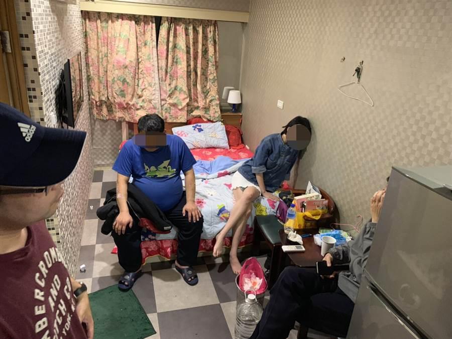 苗栗大埔重劃區的1名羅姓男子當起龍蛇大老,先是接應數名泰國女子來台,再行安排住處後,供泰國女子們賣淫賺錢,短短9天開市,就已高達40位客人預約服務。(示意圖/中時資料庫)