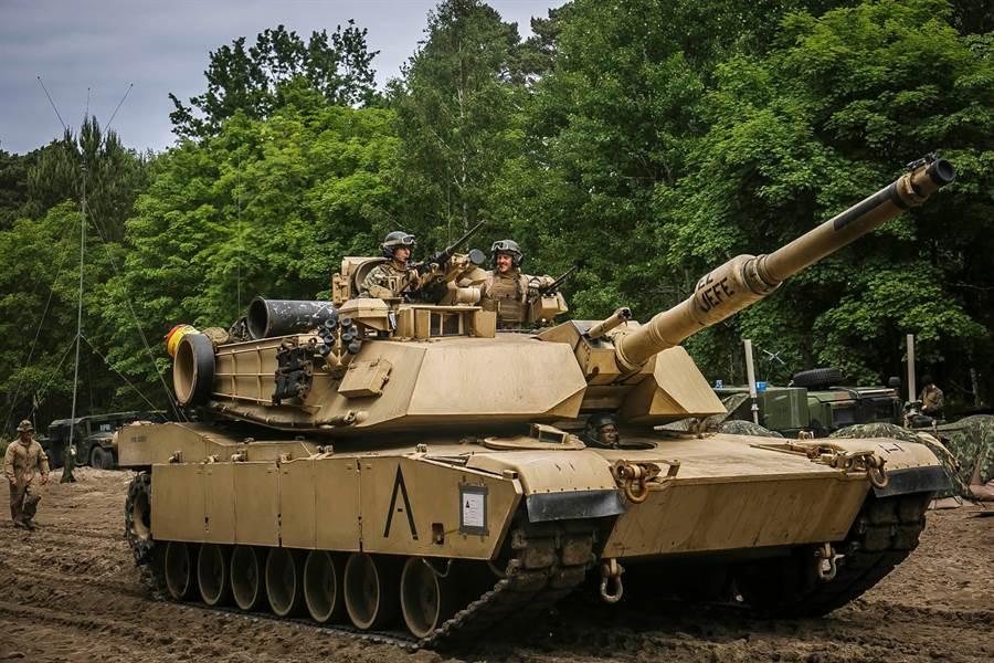 美國陸戰隊以後將沒有自己的戰車部隊。(圖/USMC)