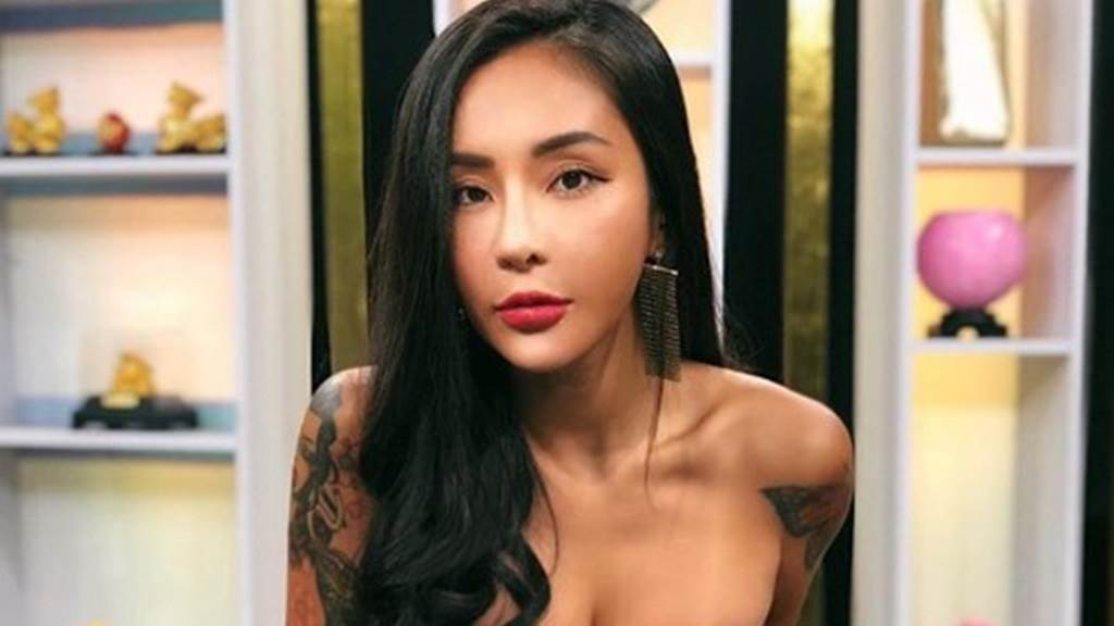 梁云菲(Nana)外型豔麗、舉止大膽前衛。(圖/IG@ nanaliangbadgal)